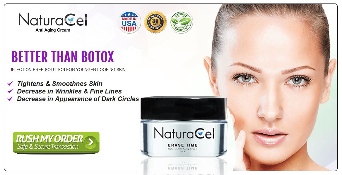 NaturaCel Anti Aging Cream