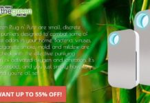 Breathe Green Plug N' Pure Air Purifier