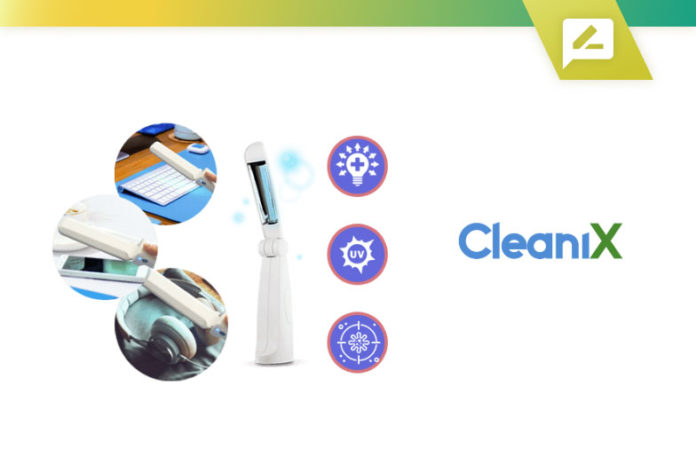 LifeProtectX CleaniX UV sanitizer