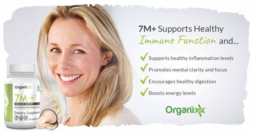 Organixx 7M+ Immune