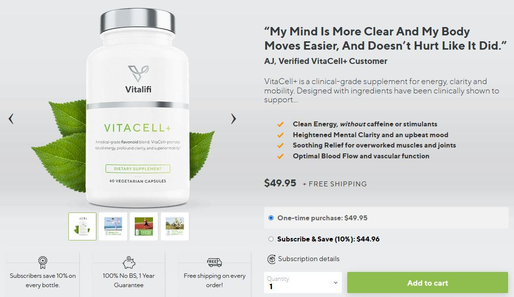 Vitalifi VitaCell+